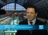 St Pancras' glitzy facelift-Report-EN-FRANCE24