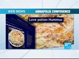 Webnews-Annapolis Conference-EN-FRANCE24