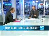 Tony Blair for EU President?