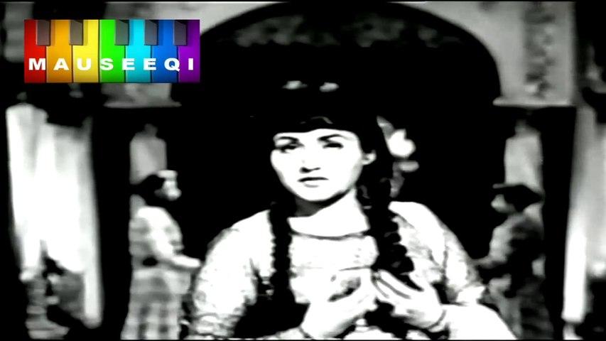 HD - Hum Teri Gali Mein Aa Niklay - Noor Jehan - Lyrics Hakeem Ahmed Shujaa - Music Rashid Attre - Film Anarkali (1957)