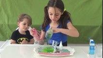 Evde Su Baloncuğu Yapımı | Kolay Baloncuk Yapımı Eğlenceli Çocuk Videosu