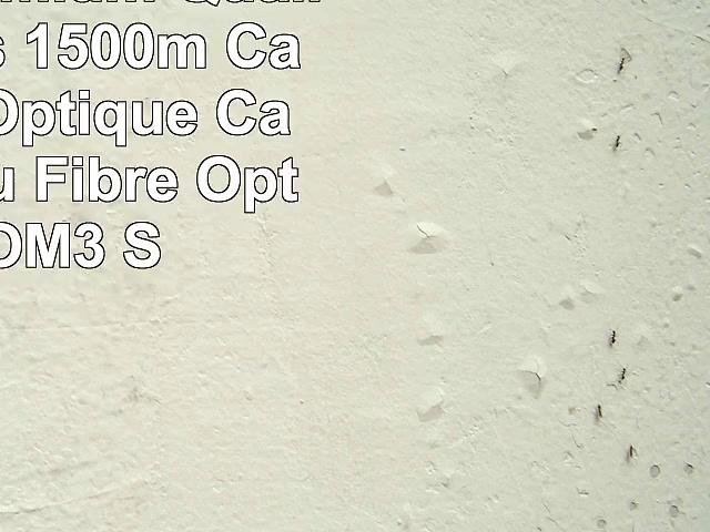 TPFNet Premium Quality 5 Pieces 1500m Câble Fibre Optique  Câble Réseau Fibre Optique