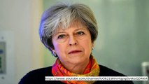 Theresa May receives 'PLEA' coming out of French Eurotunnel director upstairs overpass combining ...