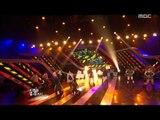 음악중심 - Brown Eyed Girls - Sixth Sense, 브라운 아이드 걸스 - 식스 센스, Music Core 20111008
