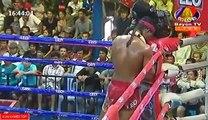 Meun Sophea vs Watchharalek(thai), Khmer Boxing Bayon 11 Feb 2018, Kun Khmer vs Muay Thai