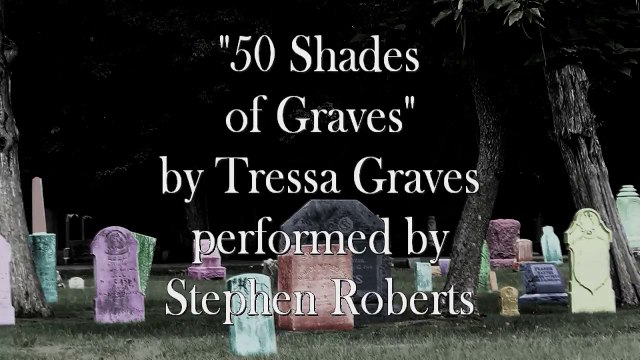 Blackwater of Cassadaga 50 Shades of Graves Color