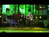 Choshinsung - On Days ThatI Missed You, 초신성 - 그리운 날에, Music Core 20100904