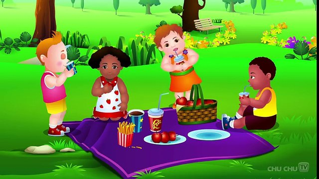Rain, Rain, Go Away Nursery Rhyme With Lyrics - Cartoon Animation Rhymes & Songs for Children