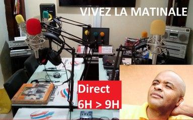 CHICONI FM TV - Emission la Matinale du 12 février 2018 Dj Marssel