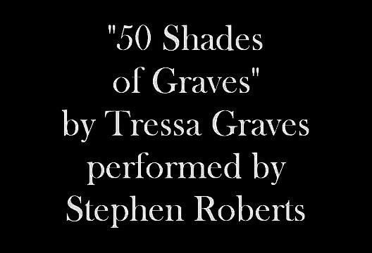 Blackwater of Cassadaga 50 Shades of Graves Original