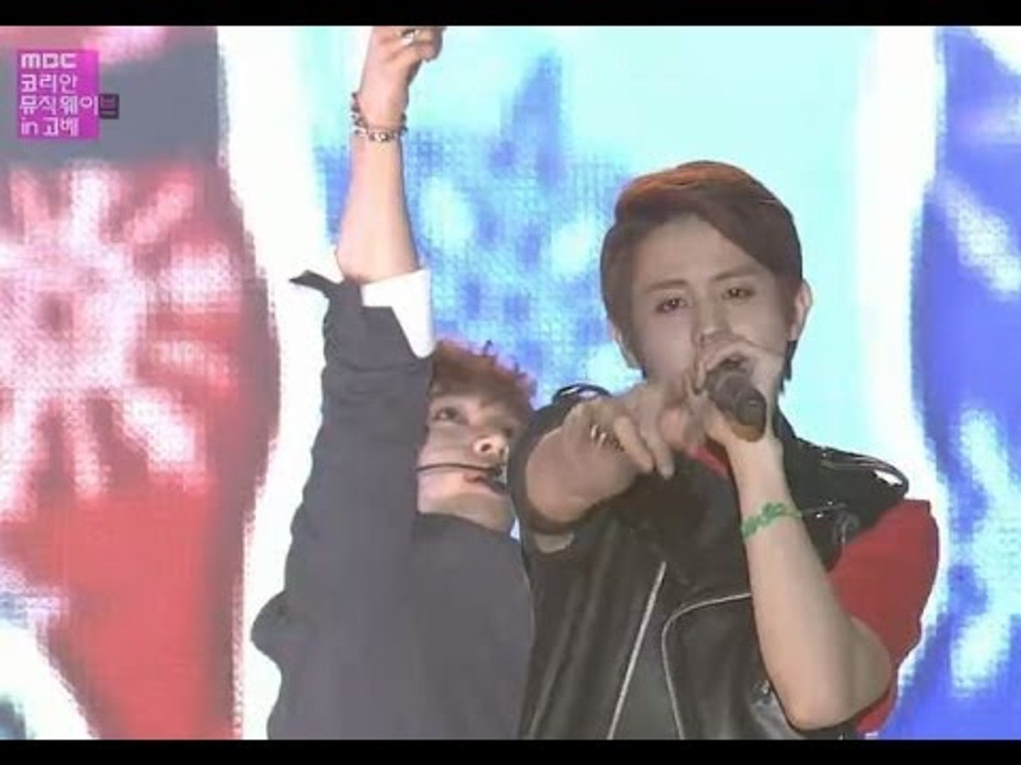【TVPP】BEAST - Beautiful Night + Beautiful, 비스트 - 아름다운 밤이야 + 뷰티풀 @ 2012 Korean Music Wave in Kobe
