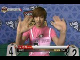 【TVPP】Minhyuk(BTOB) - M 70m Race Final, 민혁(비투비) - 남자 달리기 금메달 @2013 Idol Star Championships