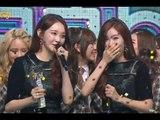 【TVPP】Davichi - Winner of the week The Letter, 다비치 - 편지로 1위한 다비치 @ Show! Music Core Live