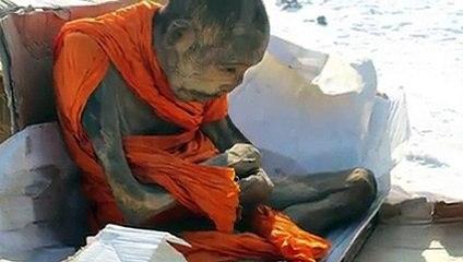 Breaking News: Buddhist Monk Surprise People