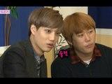 【TVPP】SUHO, KAI(EXO) - Jealousy from KAI & SUHO, 수호,카이(엑소) - 태민&나은 질투하는 카이 @ We Got Married