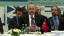 """Dışişleri Bakanı Çavuşoğlu: """"FETÖ asla ve asla Türkiye'yi temsil etmiyor"""" - İSTANBUL"""