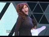 【TVPP】G.NA - Black & White (Black ver.), 지나 - 블랙 앤 화이트 @ Show! Music Core Live