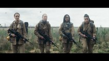 Tessa Thompson, Natalie Portman, Jennifer Jason Leigh Enter 'Annihilation' Shimmer