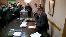 L'annonce par Michel Mantel, le maire sortant, des élections municipales partielles intégrales à Vincey