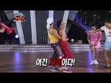 【TVPP】Park Myung Soo - Ha & Soo Couple Dance, 박명수 - 하 & 수 불장난 커플 댄스 @ Infinite Challenge