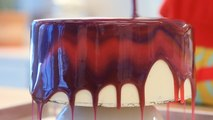 Make Your Own Mirror Glaze Cake