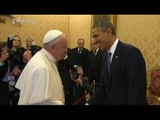 Pope Francis! - Pope Francis grants 10 years old girl's earnest wish 20140810