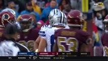 Dak Prescott Highlights | Cowboys vs. Redskins | Wk 8 Player Highlights