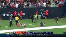 D'Onta Foreman's Massive Run Sets Up Braxton Miller's Front Flip TD! | Browns vs. Texans | NFL Wk 6