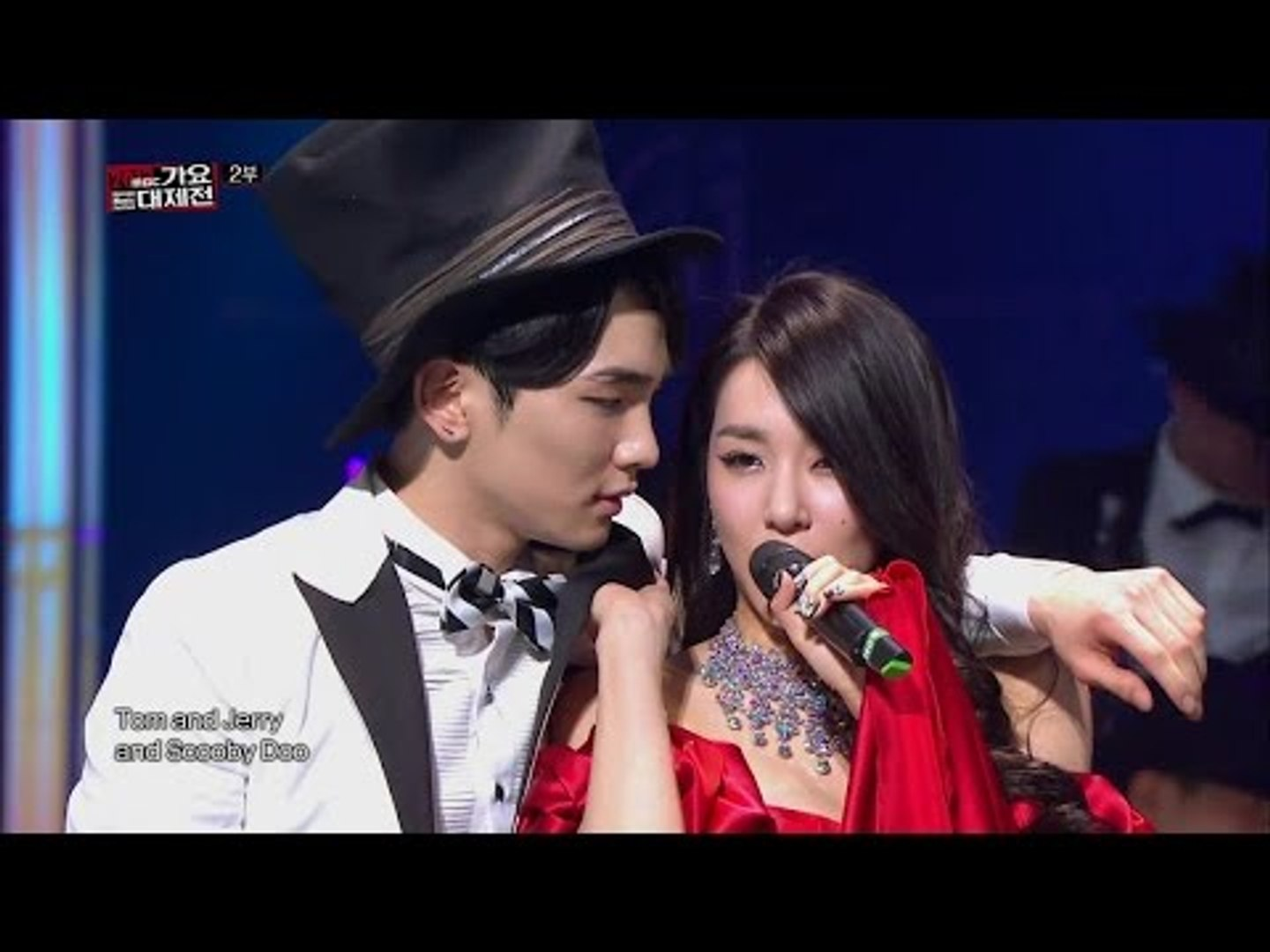 【TVPP】Tiffany(SNSD) - Bang Bang (with Key), 티파니(소녀시대) - Bang Bang (with 키) @ 2013 KMF Live