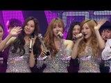 【TVPP】SNSD-TTS - Winner Interview of 'Holler', 소녀시대-태티서 - 'Holler' 1위 소감 @ Show Music core Live