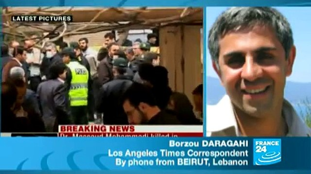 US official slams Tehrans allegation that it had role ...