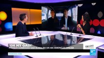 'Oh my Gad!' French comedian Gad Elmaleh on his American dream