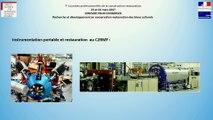 Innover pour conserver: Instrumentation portable et restauration au C2RMF