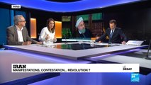 Iran : manifestations, contestation... révolution ? (partie 2)