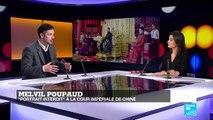 """""""Le portrait interdit"""" de Melvil Poupaud"""