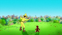 Curious George Swings Into Spring Trailer