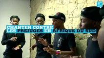 Chanter contre les préjugés en Afrique du Sud