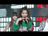 Brown Eyed Girls - L O V E, 브라운 아이드 걸스 - 러브, Music Core 20100220