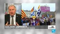 """""""Il faut impulser du dialogue pour régler le problème catalan"""""""