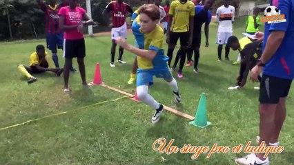 TEASER STAGES DE VACANCES FOOT_AIA_2018