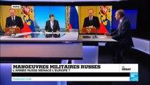 Manœuvres militaires : l'armée russe menace-t-elle l'Europe ?
