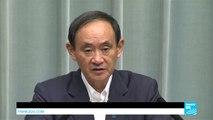 Tir de missile nord-coréen : réaction du porte-parole du gouvernement japonais