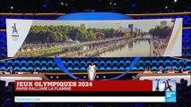 Jeux Olympiques Paris 2024 - Discours d'Anne Hidalgo, maire de Paris, devant le CIO