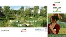 Rencontre EcoJardin 2018 - Jonathan Flandin (ARB îdF) et Aurore Micand (Plante & Cité)
