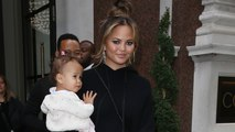 Chrissy Teigen's Daughter Luna is Officially Talking and it's the Cutest Thing You'll See All Day!