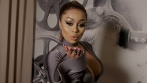 Blac Chyna Shares Her Beauty Routine