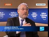 Joseph Stiglitz: commentaires sur la crise économiques