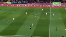 Vidéo But Bertrand Traore Monaco - Lyon But Bertrand Traore  (0-2)