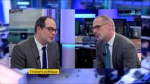 """Le candidat à la direction du PS Emmanuel Maurel veut """"un parti qui revienne à ses fondamentaux"""""""