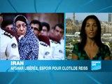 Paris se félicite de la libération d'Afshar et a bon espoir pour Reiss